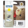 Консуматив Epson T061 Yellow Ink Cartridge - Retail Pack (untagged)