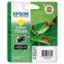 Консуматив Epson T0544 Yellow Cartridge - Retail Pack (untagged) for Stylus Photo R800/1800