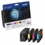 Консуматив Brother LC-1280XL BK/C/M/Y Value Bonus Pack Ink Cartridge for MFC-J6510/J6910